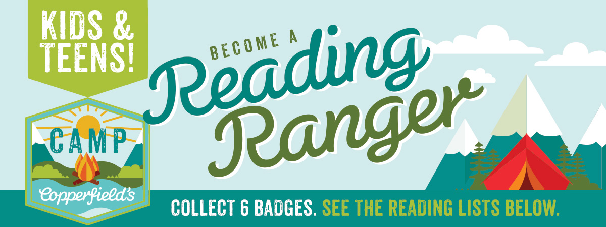 Camp Copperfield's Reading Ranger
