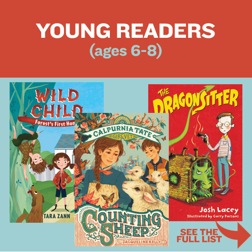 Young Readers - Ages 6-8