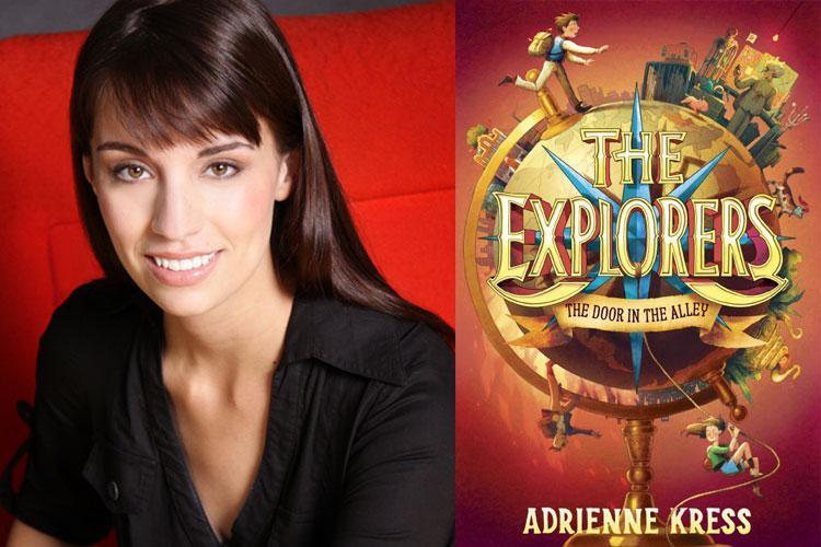 The Explorers: The Door in the Alley